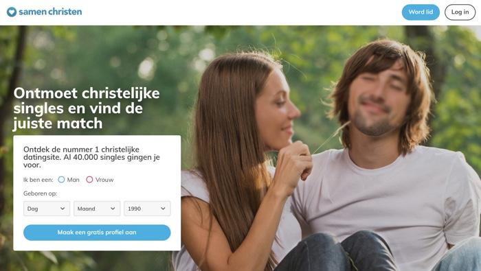samen christen website