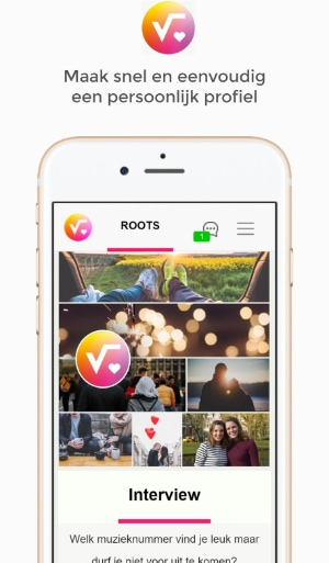 Roots dating app