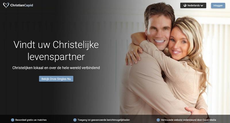 website Christian Cupid