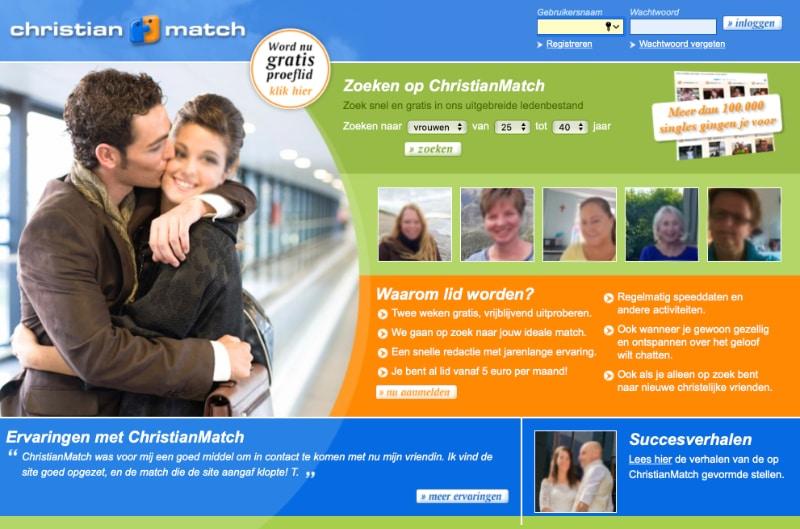 christianmatch website